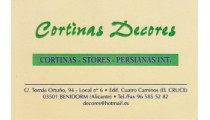 Cortinas-Decores