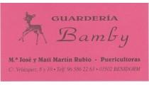 Guarderia-Bamby